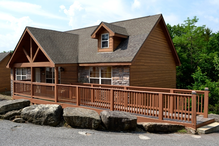 Cabin 39 front